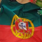 Creche do Recanto da Natureza e a selecção de Portugal