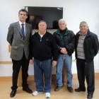 Deputado da Assembleia da República visita Recanto