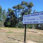 Recanto da Natureza inicia construção de Parque de Lazer