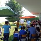 """Creche da Associação """"O Recanto da Natureza"""" festejou final de ano letivo"""