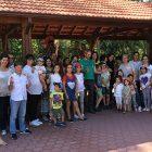 Famílias das crianças da creche do Recanto da Natureza partilham memórias